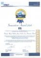 certyfikat_Innovation-Award-2020